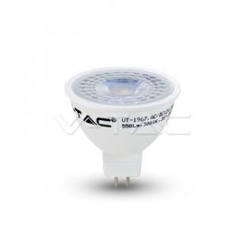 LED Sijalica 7W MR16 12V Plastčna 4500K